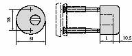 CISA 06470-old Бронированная накладка для