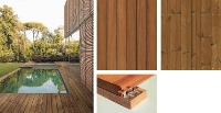 Decking Thermowood