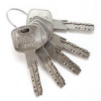 Цилиндровый механизм CISA AP3 S ключ/ручка