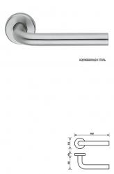 Дверная ручка H 415 Serie SCARLET
