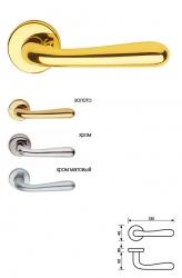 Дверная ручка H 44 Serie PINK