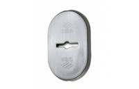 CISA 06144-10 Накладка овальная под сувальдный ключ