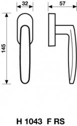 H 1043 Serie ALCINA