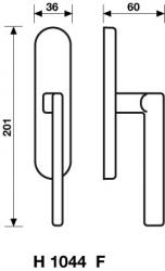 H 1044 Serie OBERON